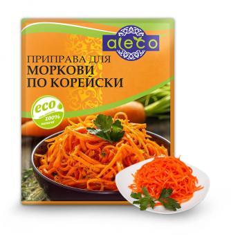 Приправа для моркови по корейски